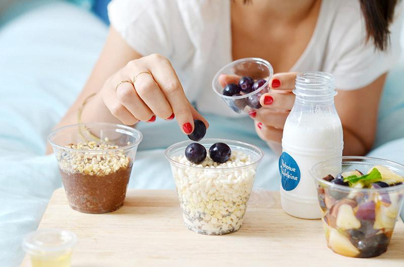 Vous avez envie de vous offrir un petit-déjeuner magique ? J'ai testé : la livraison de petit-déjeuner vegan, bio et sans gluten d'Alphonse et Madeleine !