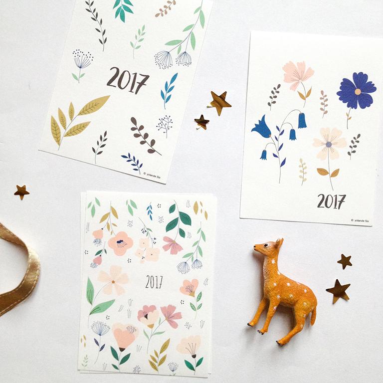 Vous cherchez des idées un peu chouettes pour souhaiter la bonne année de manière originale ? Ca tombe bien, je vous ai déniché 4 façons originales d'envoyer vos voeux 2017 !