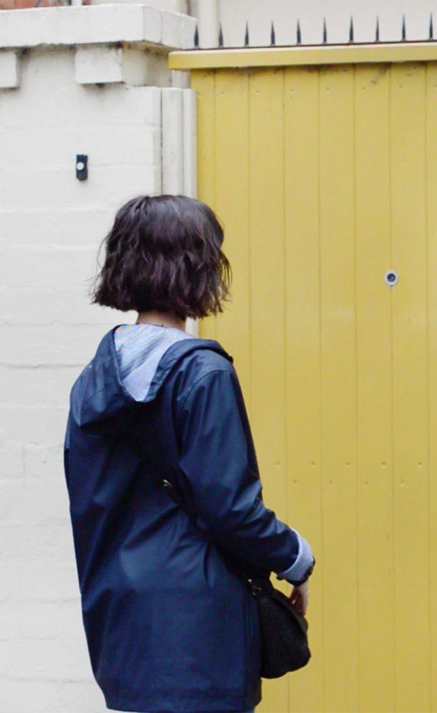 Carré flou + frange : je vous montre comment je coiffe mon carré wavy (routine bio et naturelle) avec de l'aloe vera !