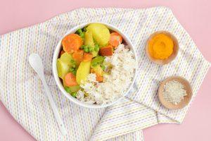 Curry de légumes d'hiver au lait de coco (vegan, sans gluten)