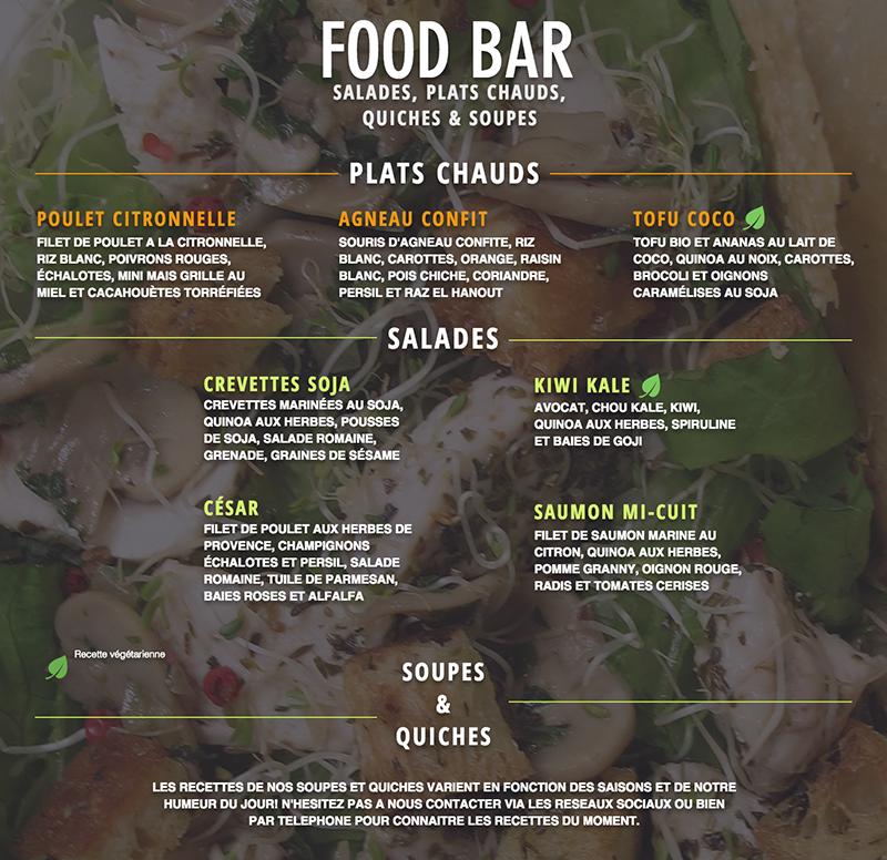 C'est parti pour un déjeuner chez Ensuite, une cantine healthy vegan-friendly et bar à jus en plein centre de Paris !