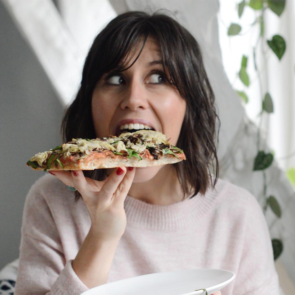 Une pizzeria 100% vegan avec des options sans gluten : vous en rêviez ? Hank l'a fait !