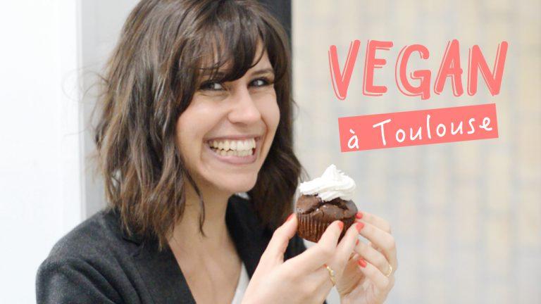 Des tas de nouvelles adresses vegan ont ouvert dans la ville rose ! Je vous embarque à Toulouse pour un food marathon vegan en vidéo !