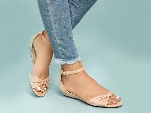 Chaussures cruelty-free : sélection de sandales vegan