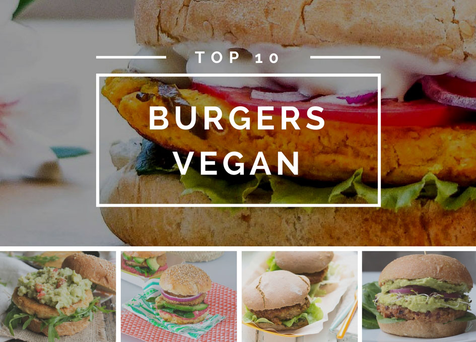 Les Burgers Vegan Les Plus Alléchants De La Blogosphère
