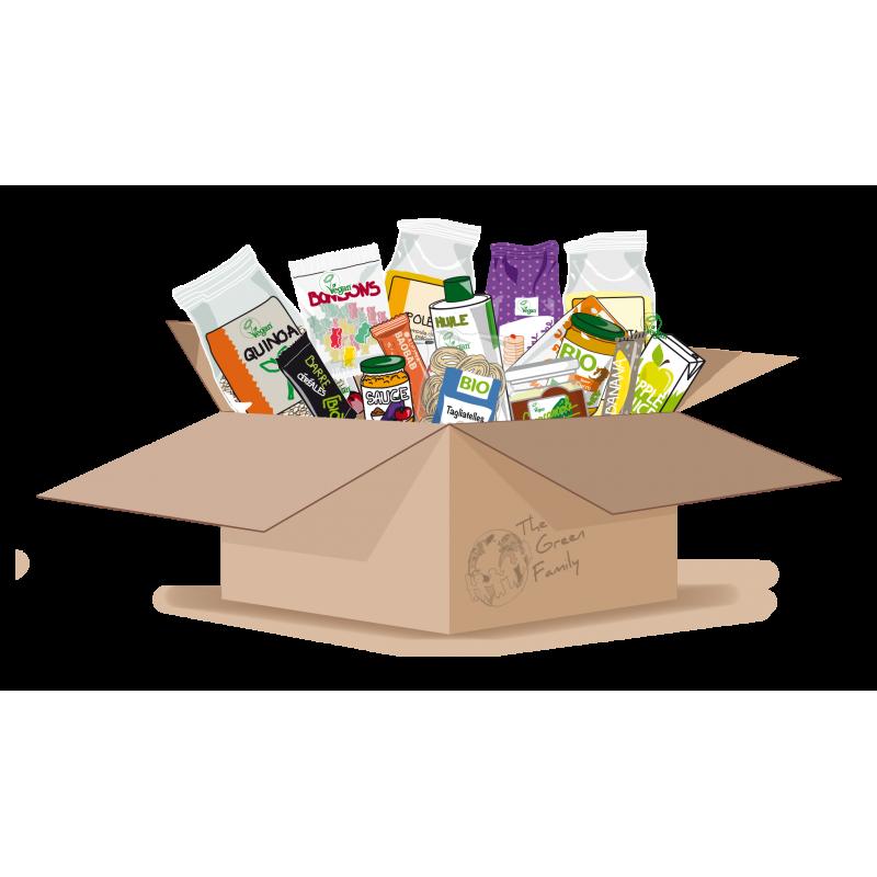 Les cadeaux qui se mangent font toujours sensation ! Retrouvez ma sélection de cadeaux gourmands vegan à faire soi-même ou déjà tout prêts !