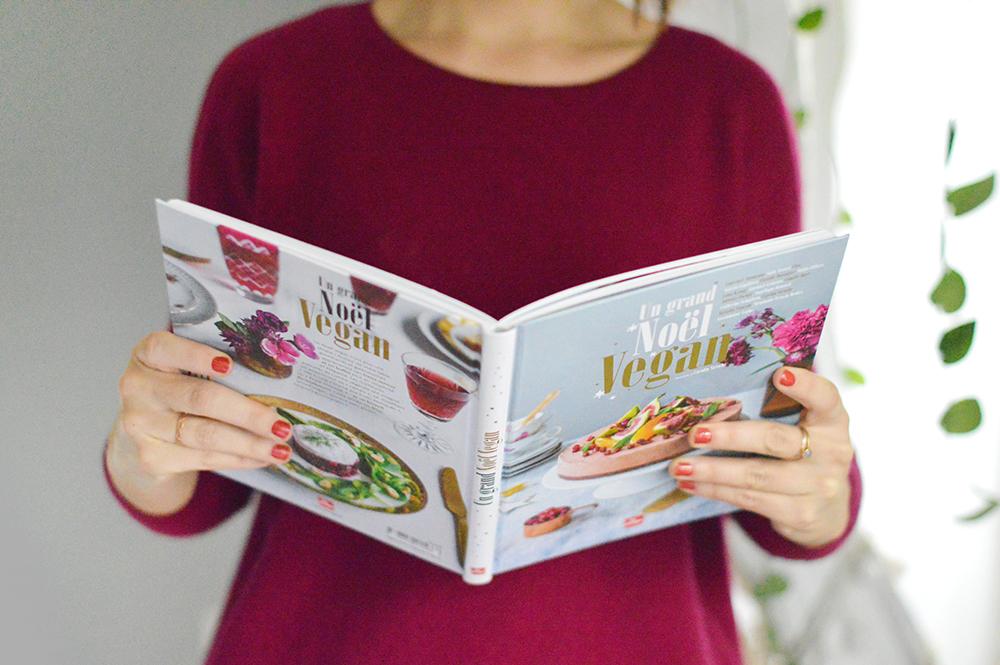 Les livres qu'il te faut pour préparer un Noël vegan !
