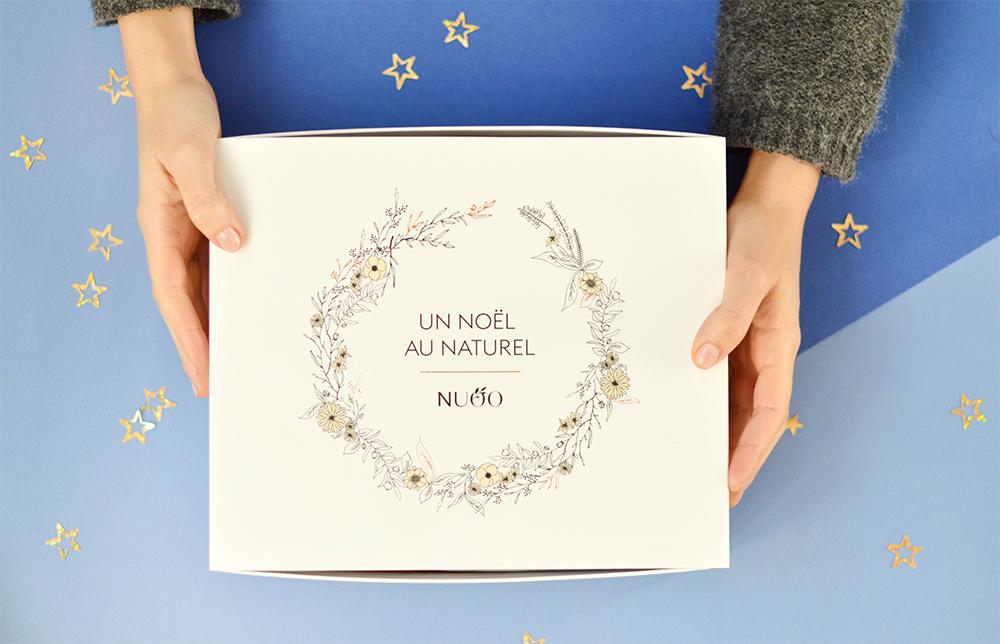 Cadeaux de Noël // offrir un coffret beauté bio & vegan