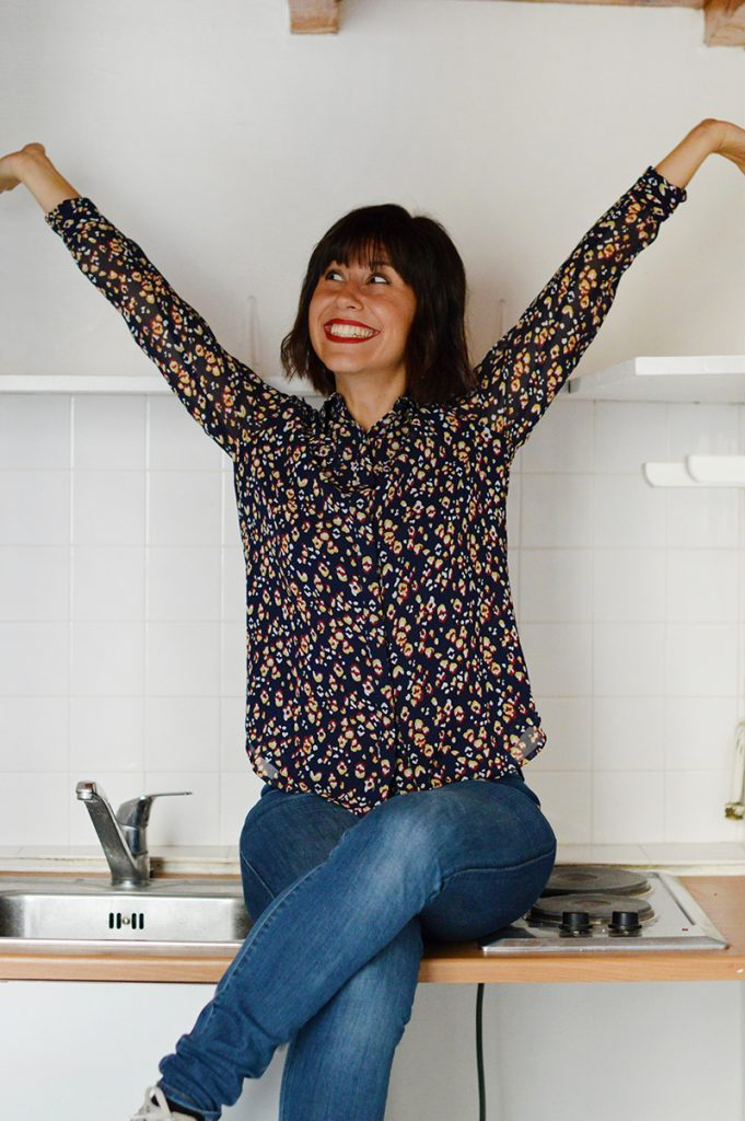 Je déménage bientôt dans un studio parisien de 14m2 et je rénove entièrement mon appartement avec Hélène et Julien de Heju Studio !