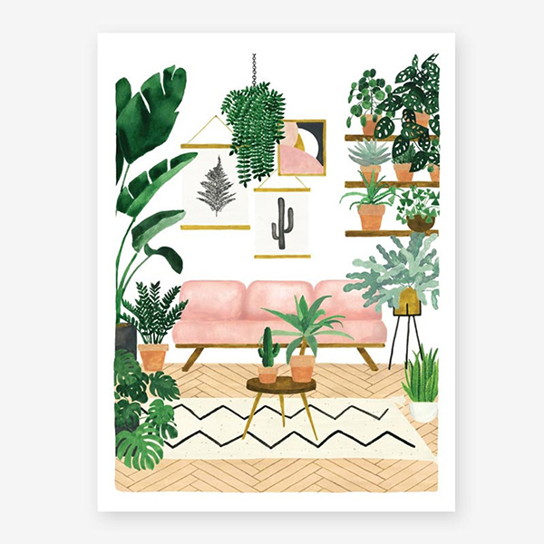 Voici une petite wishlist déco spéciale petites boutiques de créatrices françaises pour mon futur studio !