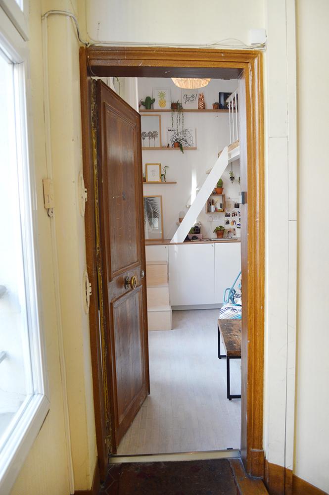 Voilà quelques mois que j'habite dans l'appartement que j'ai rénové : je vous montre un peu ce que j'ai choisi pour le mobilier, la déco ...