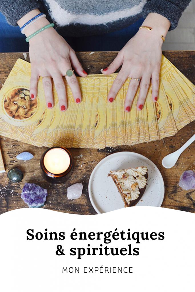 Soins énergétiques et spirituels : mon expérience