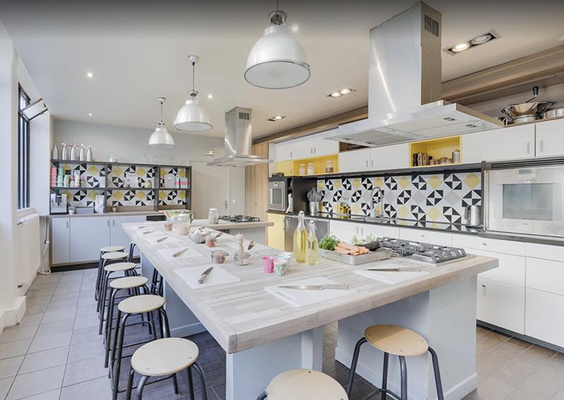 Cours de pâtisserie végétale à l'atelier des sens - Paris et Lyon