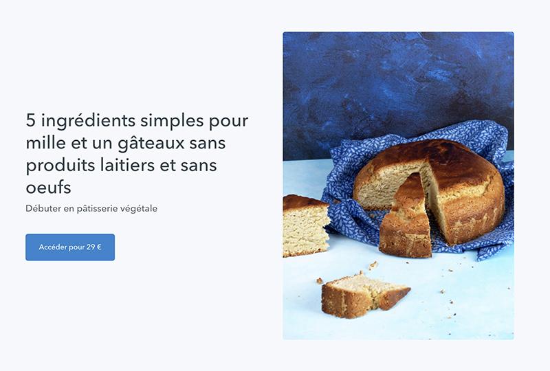 Formation pâtisserie végétale France