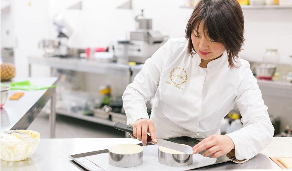 Formations en pâtisserie végétale avec Linda Vongdara
