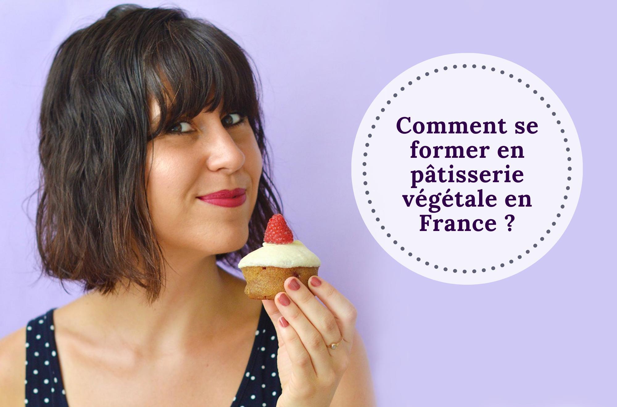 Quelles formations en pâtisserie végétale existe-t-il en France ?