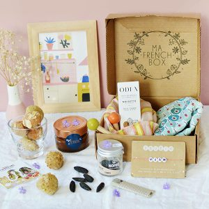 MA FRENCH BOX – CRÉATION D'UNE BOX