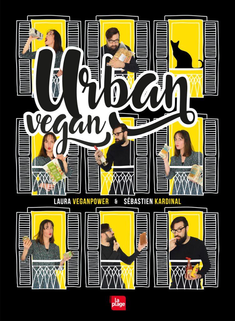 Urban vegan - Sébastien Kardinal et Laura VGP