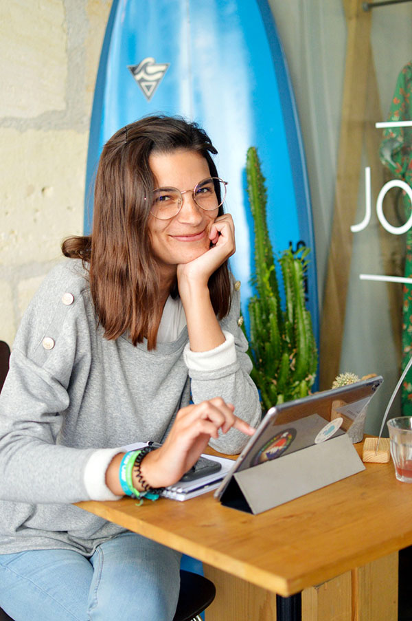 Gala Avanzi, autrice engagée