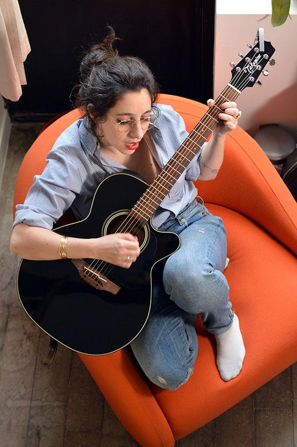 Zeina Mokaiesh - tournage album live